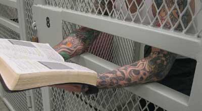 prison-Bible